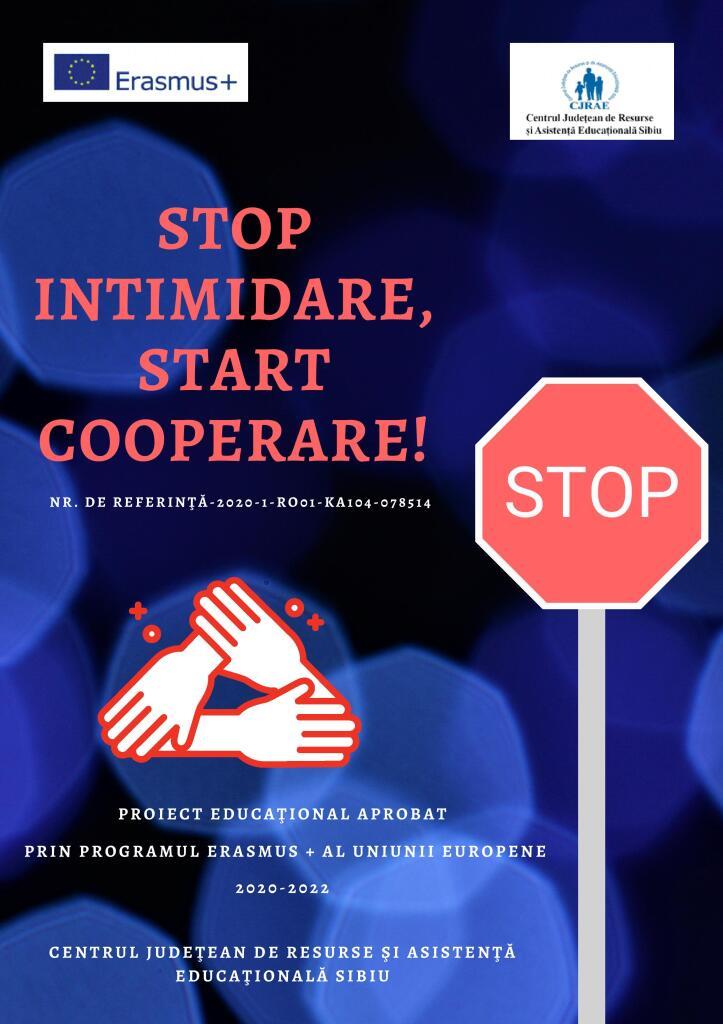 stop intimidare, start cooperare Foto